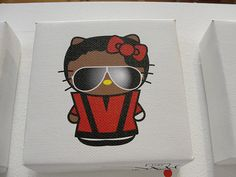 Hello Kitty MJ/Thriller.......I MUST HAVE THIS!!!!!!!!!!!!!!!!!!