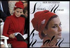 Sheikha Mozah Bint Nasser Al Missned, Queen of Qatar