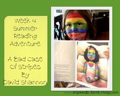Summer reading adventure week 4
