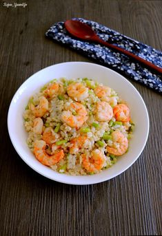 Thanks ! Bruschetta, Risotto, Shrimp, Seafood, Meat, Ethnic Recipes, Rice, Foods, Sea Food