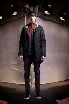 New+York+urban+fashion+men | The Fall 2013 Public School collection is a study in urban boho chic ...
