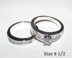 Alluring Wedding Set Free Shipping