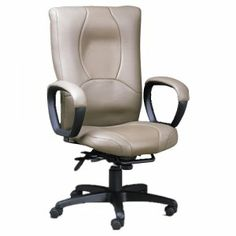 Sitwell 8*2*5 Executive Task Highback Chair  SKU: 9764 8*2*5 Executive Task/Management Seating • Swivels 360º • Gas cylinder seat height • Tilt tension control • Independent back adjustment • Seat and back tilt as unit • Ratchet back height adjustment & intergrated seat slider  *Price is for fabric colors only (not leather as pictured). Please call for additional color and fabric options. Conference Chairs, Ratchet, Tilt, Management, The Unit, Colors, Fabric, Leather, Furniture