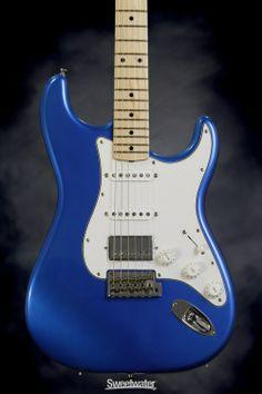 Fender Custom Shop Sweetwater Mod Squad '62 Stratocaster - Cobalt ...
