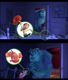 God I love Pixar!