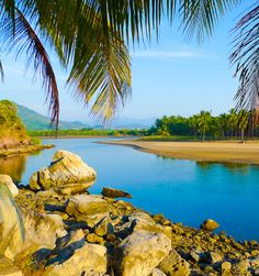 Freshwater estuary in #Mexico