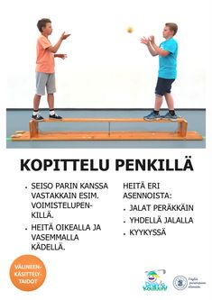DRAIVIA KOULUUN - RASTIKORTIT 2019-09-03 Kids Gym, Kids Sports, Primary Education, Physical Education, Motor Activities, Early Childhood Education, Back To School, School Stuff, Occupational Therapy