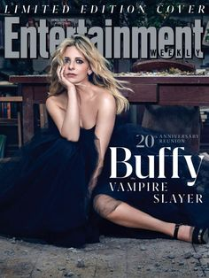 entertainment weekly buffy 20th reunion covers   Best High School Reunion Ever: The Buffy Cast 20 Years Later The Nerdy ...