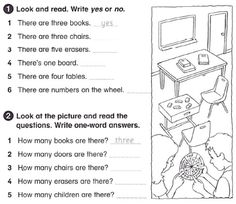 Image Receptive Language, Worksheets, Diagram, Writing, This Or That Questions, Education, Reading, Books, Places