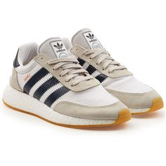 huge selection of 2d005 95ef4 Adidas Originals Iniki Sneakers (125) ❤ liked on Polyvore featuring mens  fashion, mens