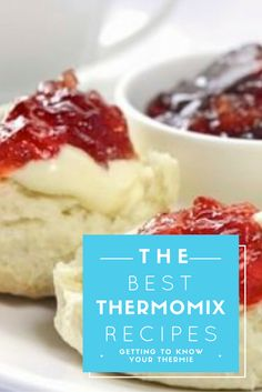 So you've just bought a Thermomix - congratulations! This collection of best Thermomix recipes will help you get to know your appliance better! Thermomix Scones, Thermomix Desserts, Dessert Recipes, Thermomix Recipes Healthy, Amazing Recipes, Delicious Recipes, Yummy Food, Super Cook, Bellini Recipe