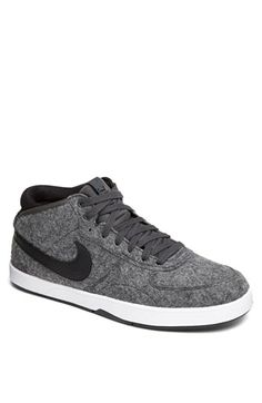 Love the wool texture! Mens again // Nike 'Mavrk Mid 3 Premium' Sneaker | Nordstrom