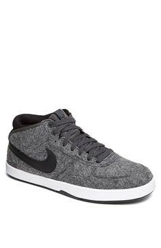Love the wool texture! Mens again // Nike 'Mavrk Mid 3 Premium' Sneaker | Nordstrom
