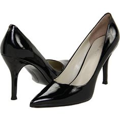 Closed toe shoes are appropriate for interviews and serve as a great staple item you'll wear again in the work place.