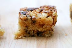salted. browned butter. caramelized. rice krispie treats.