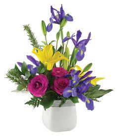 #iris #lily #spring