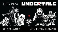 Let's Play Undertale Part 11: Waterfall