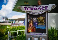 Alcohol Added to Magic Kingdom Fireworks Dessert Parties - Disney Tourist Blog