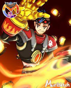 gambar mobile legends terbaik di animasi gambar dan seni
