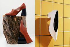 hooties zapato otoño Louboutin Pumps, Christian Louboutin, Heels, Fashion, Shoe Boots, Over Knee Socks, Heel, Moda, Fashion Styles