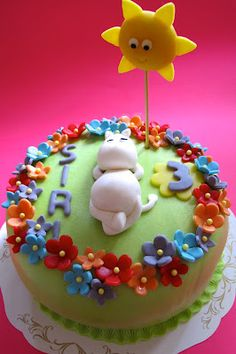 Tämmöinen muumikakku sopisi kesän juhliin! Cake Topper Tutorial, Cake Toppers, Birthday Parties, Birthday Cake, Tove Jansson, Cupcakes, Peppa Pig, Celebration Cakes, Finland