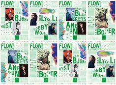 Flow Festival 2012 on Behance