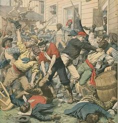 The race riot of 1906 made international headlines and threatened Atlanta's image as a thriving New South city. On September 22, 1906 newspapers reported alleged assaults on four white women by black men. After the report white angry men gather in the streets of Atlanta, Georgia with the intentions of attacking and killing every black man they found.   https://blackthen.com/the-race-riot-of-1906-that-threatened-atlantas-image-as-a-thriving-new-south-city/
