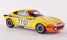 Neo Models 43588 Opel GT Gr.4 Steinmetz