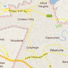Where I was born! :) Very close to Durban and has it's own lovely little quirks. Kwazulu Natal, Growing Up, South Africa, Map, Location Map, Maps