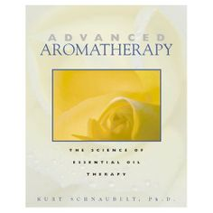 Advanced Aromatherapy Book, 1 Book