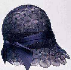 Cloche Hat - 1920's
