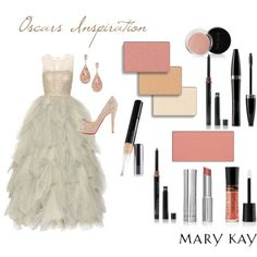 Oscars Inspiration - Neutral.  www.marykay.com/afranks830 www.facebook.com/afranks830 or email me at afranks830@marykay.com