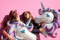 Unicorn girls.