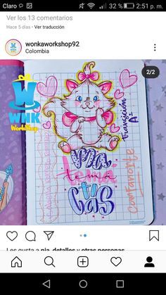 Bullet Journal Books, Book Journal, School Notes, Cute Wallpapers, Lettering, Charms, Embellishments, Tatoo, Creative Notebooks