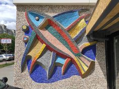 Places Of Interest, Mosaics, Ukraine, Stained Glass, Ocean, Pictures, Photos, The Ocean, Mosaic