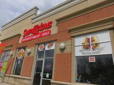 Sumilicious smoked meat and deli