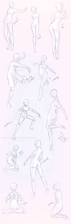 How to Draw the Human Body - Study: Female Poses for Comic / Manga Character Ref. , zeichnung How to Draw the Human Body - Study: Female Poses for Comic / Manga Character Ref. Manga Drawing, Figure Drawing, Drawing Sketches, Drawing Tips, Drawing Ideas, Anatomy Drawing, Sketching, Comic Drawing, Drawing Body Poses