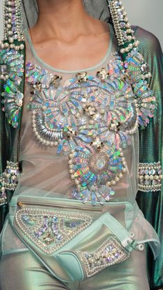 Manish Arora SS 2015 | The House of Beccaria~
