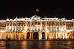 Hermitage en San Petersburgo