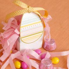 Cajitas imprimibles para Pascuas