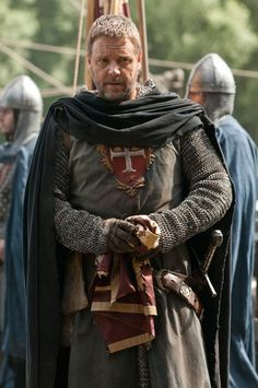 ... Promotional Film Stills from Robin Hood starring Russell Crowe ...