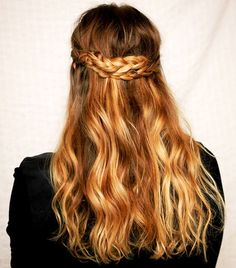 "These ridiculously simple braided hairstyles redefine ""easy braids."""