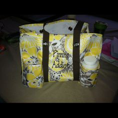 Organizing utility tote in awesome blossom. 31 Gifts, Thirty One Gifts, My 31, Organizing Utility Tote, 30th Wedding Anniversary, Pinterest Projects, Diaper Bag, Totes