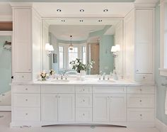 Westmark Construction is Vancouver Island's leading custom home builders for luxury new homes & large scale renovations. Let's talk about your dream home! Craftsman Bathroom, Bathroom Vanity, Renovations, Residential, Custom Homes, New Homes, Custom Home Builders, Kitchens Bathrooms, Bathroom