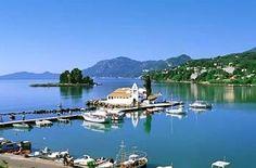 Messonghi Beach Hotel - Corfu, Greece