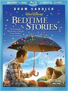 Bedtime Stories, Regular movie when grandkids come over!<3