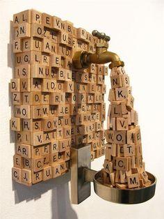 http://scrabble.wonderhowto.com/inspiration/faucet-sculpture-spews-out-scrabble-tiles-0135014/