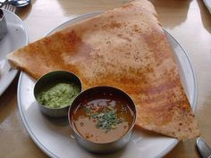 Masala Dosa - so hungry for this right now!