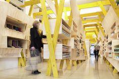 Loja Hugg / TANDEM design studio