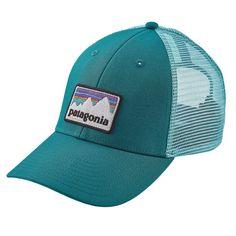 8f8c3da60e9 Patagonia Men s Shop Sticker Patch LoPro Trucker Hat - Sun   Ski Sports